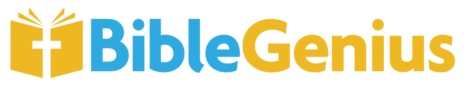 bible genius beta logo